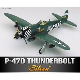 ACA-12474 ACADEMY 12474 1/72 P-47D EILEEN (2105)