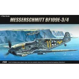 ACA-12486 ACADEMY 12486 1/72 MESSERSCHMITT ME-109E (2133)