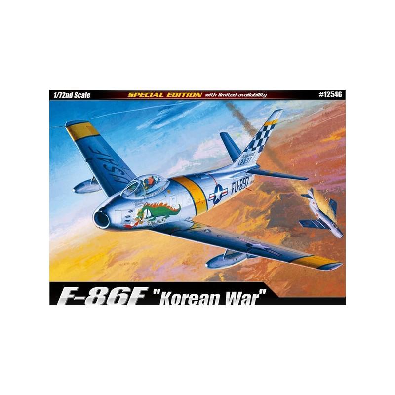 ACA-12546 Academy 12546 F-86F Korean War