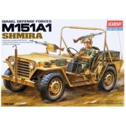 ACA-13004 academy 13004 1/35 IDF M-151A1 SHIMIRA
