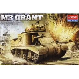 ACA-13212 academy 13212 1/35 M3 Grant OOP