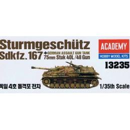 ACA-13235 academy 13235 1/35 STURMGESCHÜTZ IV  (1332)