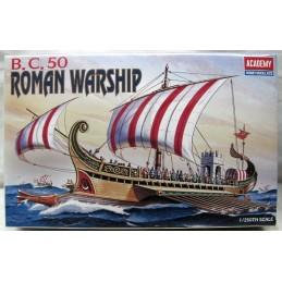 ACA-14207 ACADEMY 14207 1/72 ROMAN WAR SHIP (1401)