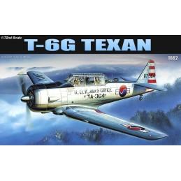 ACA-1662 1/72 T-6 TEXAN (12460)