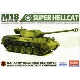 ACA-35002 1/35 M18 SUPER HELLCAT