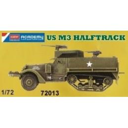 ACA-72013 ACADEMY 72013 1/72 US M3 HALFTRACK