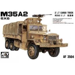 AFV-35004 AFV Club 35004 1/35 American 6x6 truck M35A2 2 1/2 ton