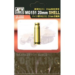 AFV-35090  AFV-35090 35090 1/35 MG 151 20 mm Shell Set