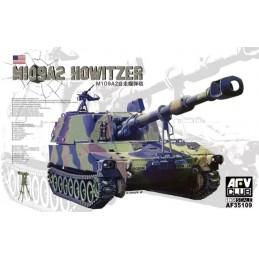 AFV-35109 AFV Club 35109 1/35 M109A2 Howitzer