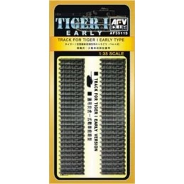 AFV-35115 AFV Club 35115 1/35 Tiger I Early Track