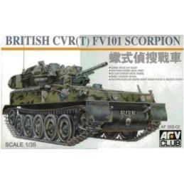 AFV-35S02 AFV Club 35S02 1/35 British CVR(T) FV101 Scorpion