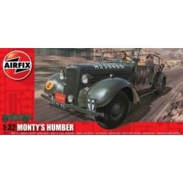 AFX-05360 Airfix 05360 1/35 Monty.s Humber Snipe Staff Car