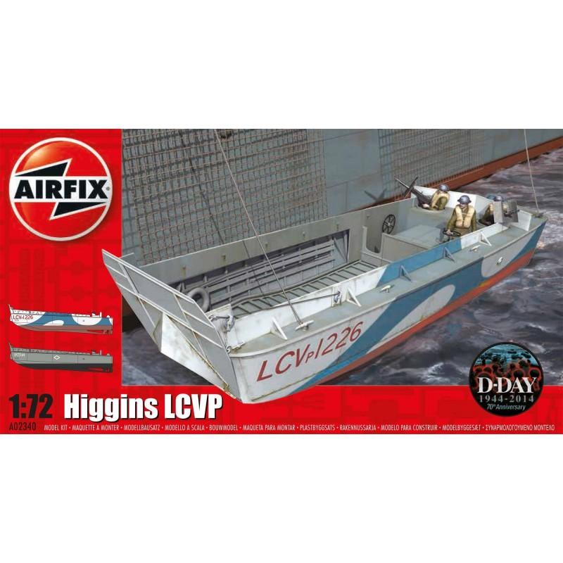 AFX-A02340 AIRFIX A02340 1/72 Airfix Higgins LCVP