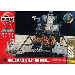 AFX-A50106 AIRFIX A050106 1/72 One Small Step for Man