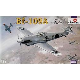 AM-72209 Amodel 72209 1/72 Bf-109A ( ex AVIS). Calcas españolas