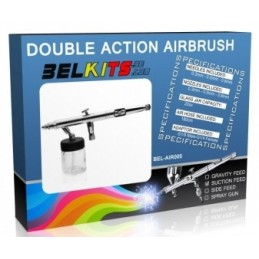 BEL-004 BELKITS 004 KIT AEROGRAFO DOBLE ACCION