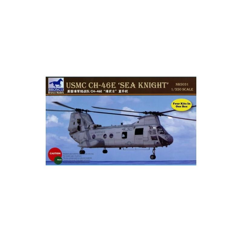 BM-5031 Bronco 5031 1/350 USMC CH-46E SEA KNIGHT