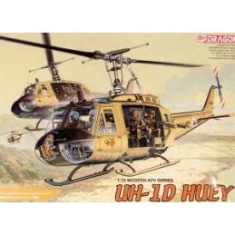 DRA-3538 Dragon 3538 1/35  Uh-1d Huey.fotograbados