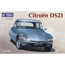 EB-25009 EBBRO 25009 1/24 Citroen DS21