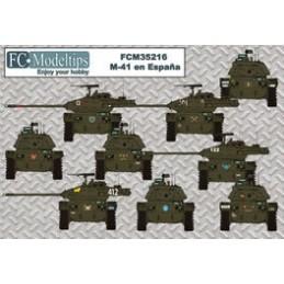 FC-35216 FC 35216 calcas ESPAÑOLAS M41 1/35