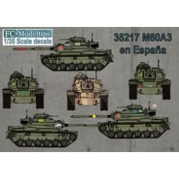 FC-35217 FC 35217 calcas 1/35 ESPAÑOLAS M60