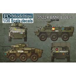 FC-35224 FC 35224 1/35 calcas BMR  VEC