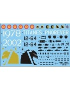Decals aircraft 1:72