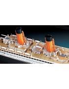 Ship Models 1:400