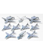 Miniatures, Aircraft and Accessories 1:350