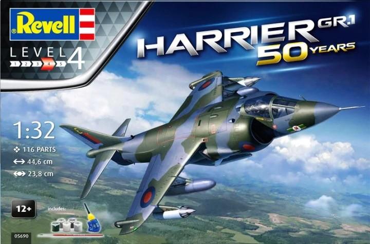 Revell 05690 1/32 Harrier GR.1