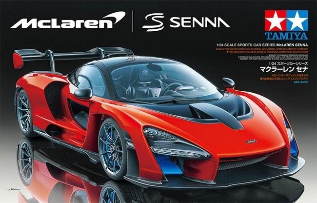 Tamiya 24355 1/24 McLaren Senna