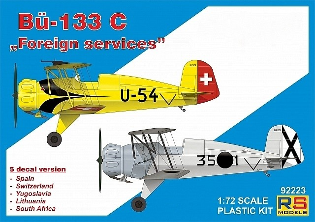 RS Models 92223