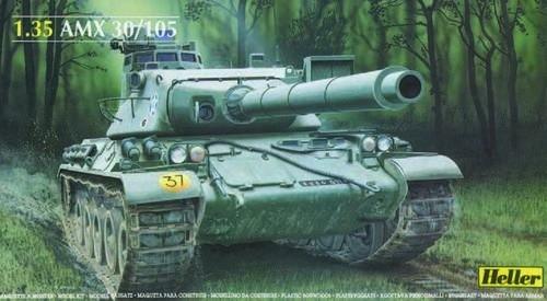Heller 81137 1/35 AMX 30/105