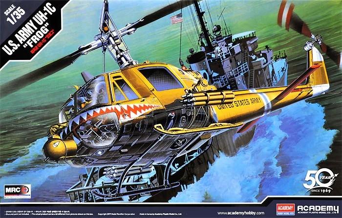 Academy 12112 1/35 UH-1C HUEY [FROG]