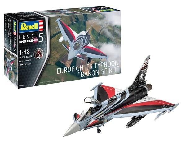 Revell 03848 Eurofighter Typhoon BARON SPIRIT