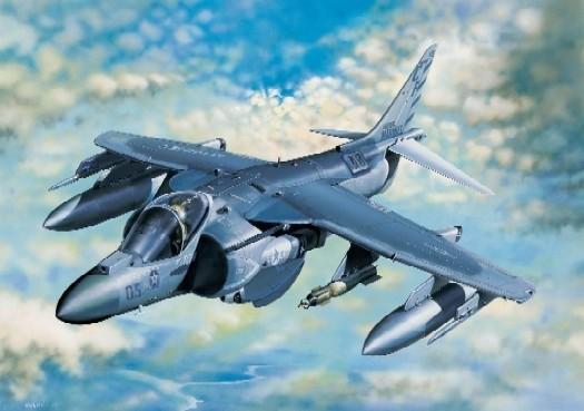 Trumpeter 02286 1/32 McDonnell-Douglas AV-8B Harrier II Plus