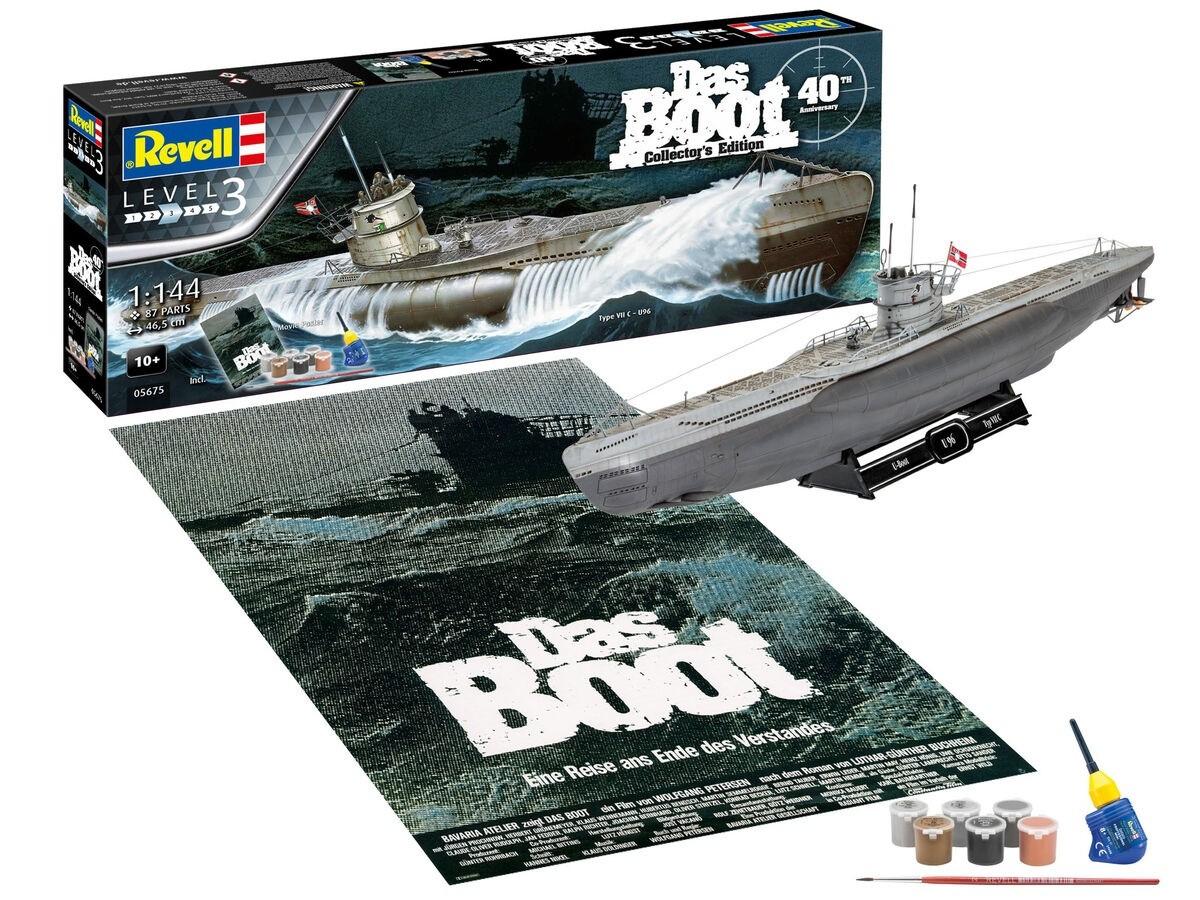 Revell 05675 1:144 Das Boot