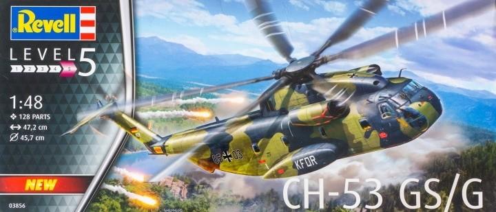 REVELL 03856 1/48 CH-53 G